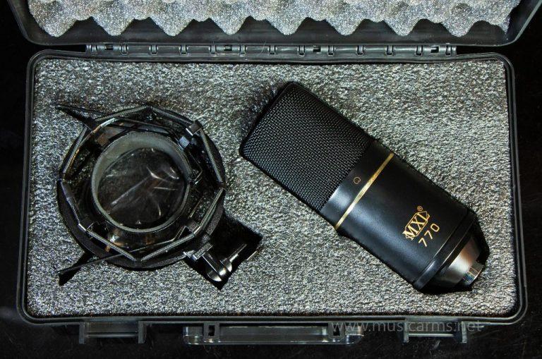 MXL-770 ไมโครโฟน ขายราคาพิเศษ