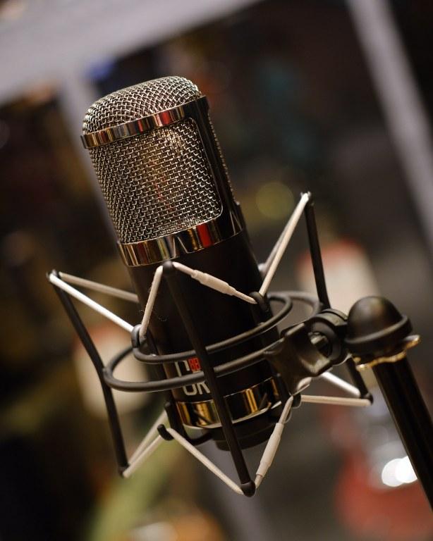 Showcase MXL CR89 Low Noise Condenser Microphone