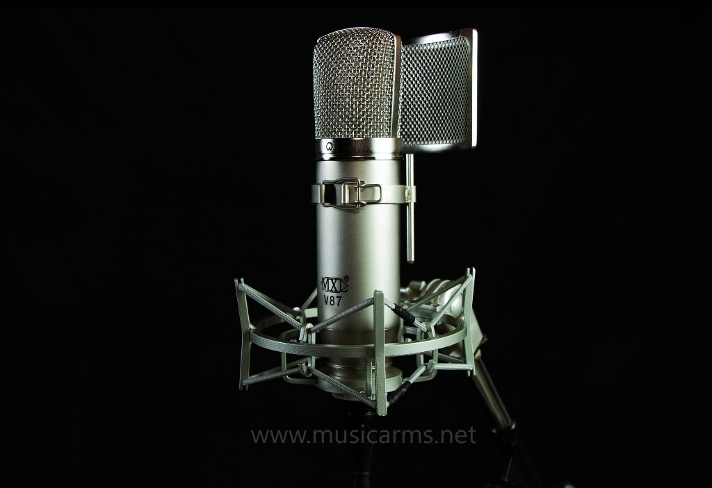 MXL V87 Low-Noise Condenser Microphone