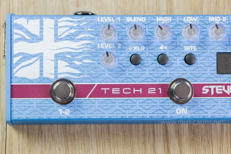 Multi effect Tech 21 Steve Harris ขายราคาพิเศษ