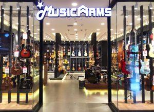 ร้าน Music Arms สาขาเดอะมอลล์ บางแค ชั้น G
