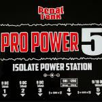 PedalTank Pro Power 5 isolate power supply ลดราคาพิเศษ