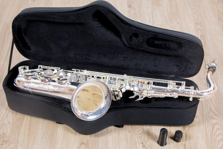 แซ็กโซโฟน Coleman Standard Tenor Silver ขายราคาพิเศษ