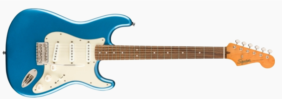 Squier Classic Vibe 60s Stratocaster 2019