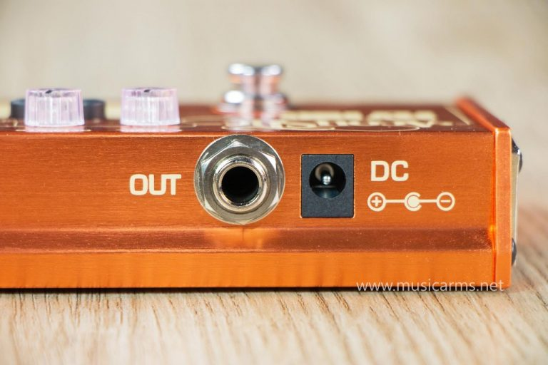Tech 21 Acoustic Fly Rig output ขายราคาพิเศษ