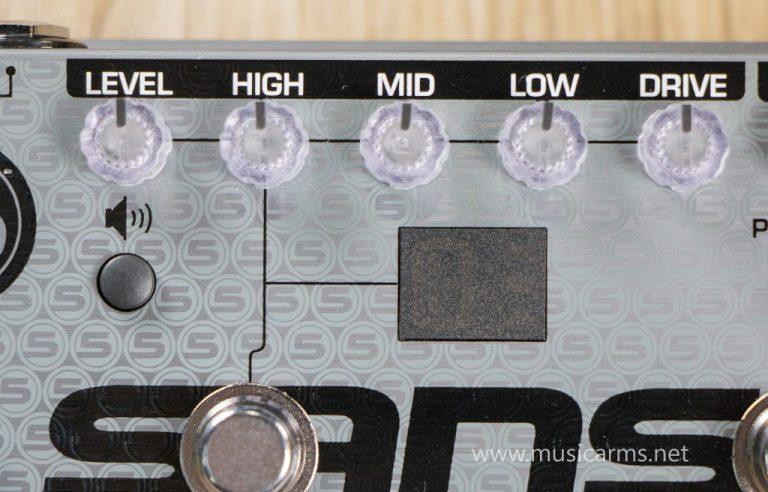 Tech 21 Fly Rig 5 v2 ปุ่มคอนโทรล ขายราคาพิเศษ