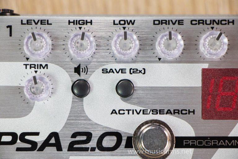 Tech 21 SansAmp PSA 2.0 ปุ่มคอนโทรล ขายราคาพิเศษ