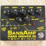 Tech 21 SansAmp Para Driver DI ขายราคาพิเศษ