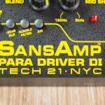 Tech 21 SansAmp Para Driver DI (v2) effect ขายราคาพิเศษ