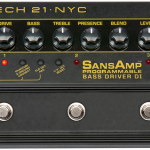 Tech 21 Programmable Bass Driver DI ขายราคาพิเศษ