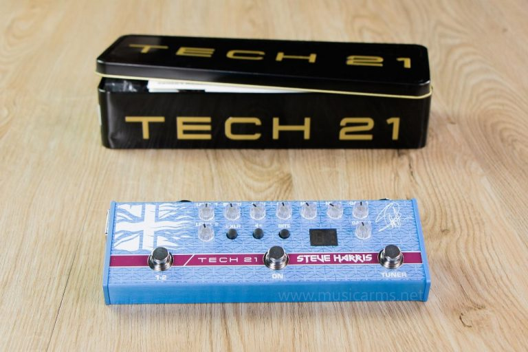 Tech 21 Steve Harris ขายราคาพิเศษ