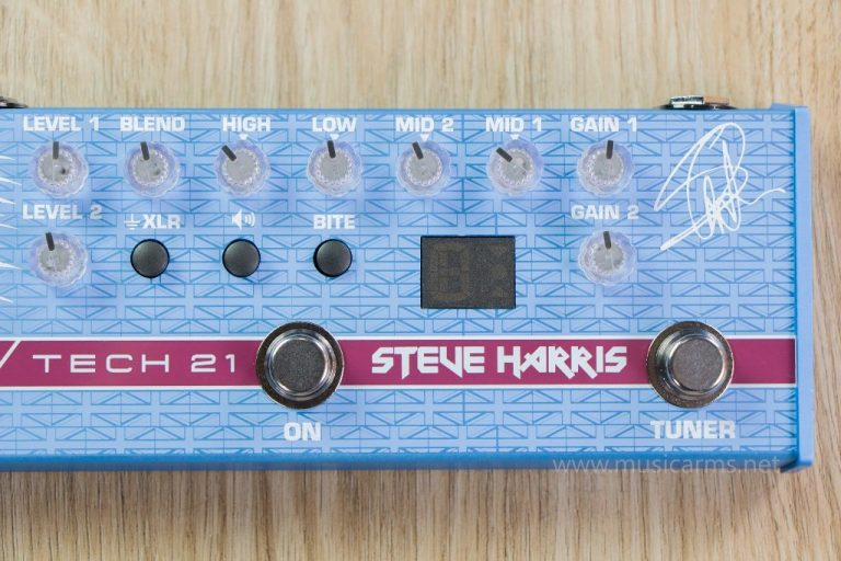 Tech 21 Steve Harris Multi effect ขายราคาพิเศษ