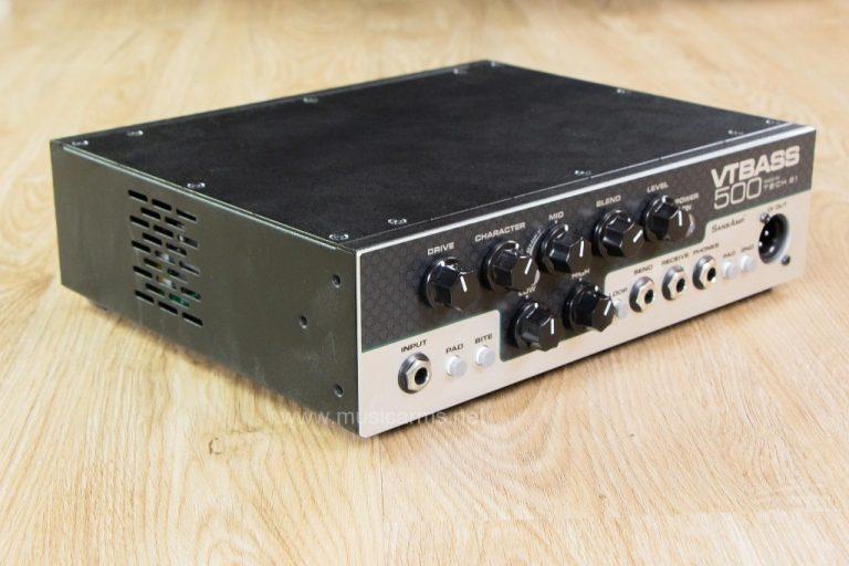 Tech 21 VT Bass-500 แอมป์ ขายราคาพิเศษ