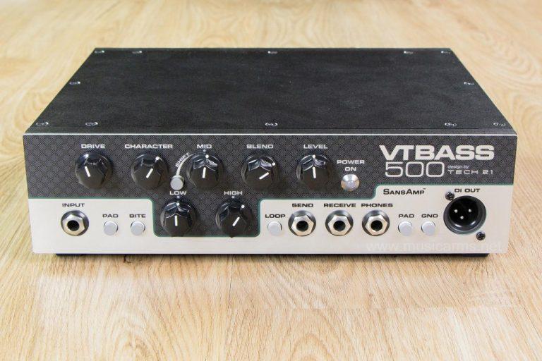 Tech 21 VT Bass-500 ขายราคาพิเศษ