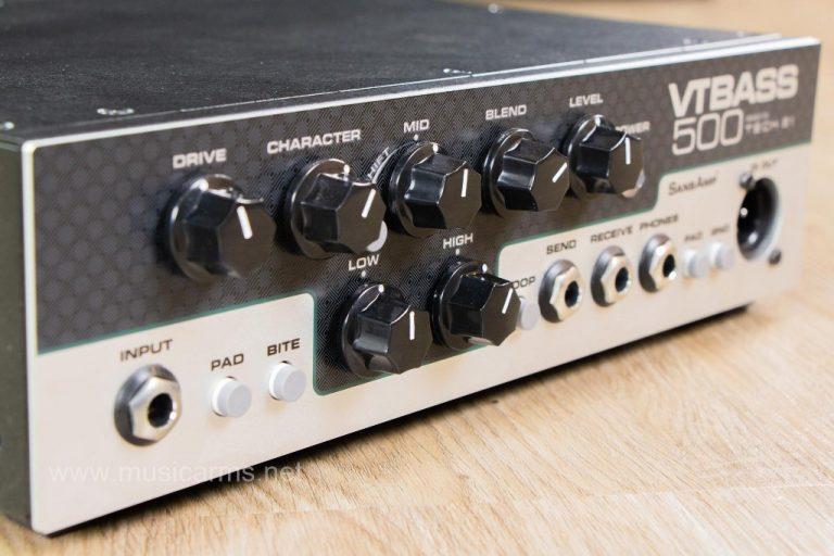 Tech 21 VT Bass500 แอมป์ ขายราคาพิเศษ