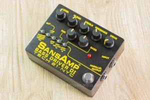 เอฟเฟค Tech 21 SansAmp Bass Driver DI V.2