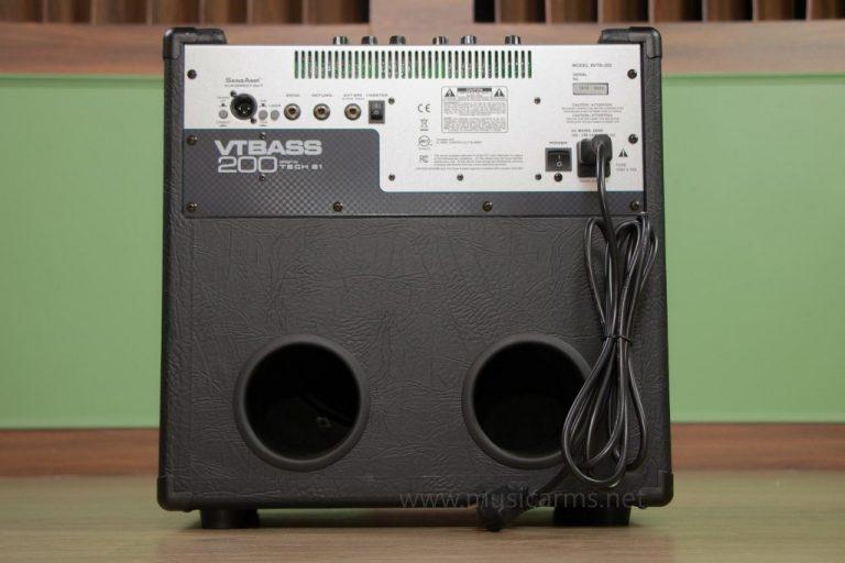 แอมป์เบส Tech 21 VT Bass 200 ขายราคาพิเศษ