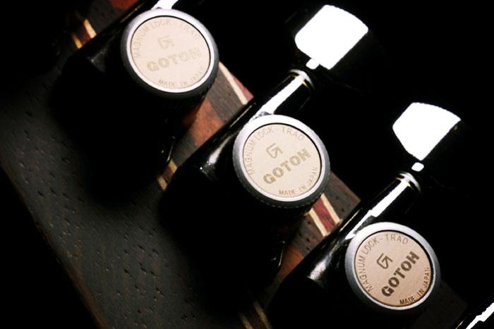 Gotoh MG-T locking machine heads Ibanez Premium AZ242BPG