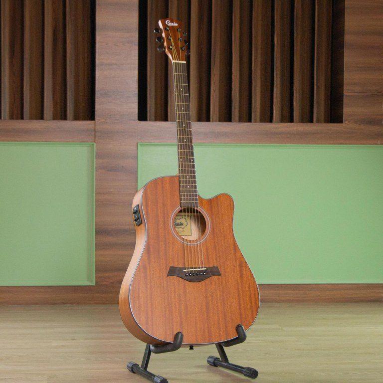 Gusta DM1CE II guitar ขายราคาพิเศษ