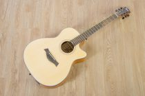 Acoustic guitar Gusta OM2CE II