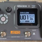 Joyo Gembox 2 Multi effect ขายราคาพิเศษ