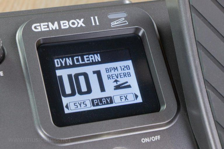 Joyo Gembox II ขายราคาพิเศษ