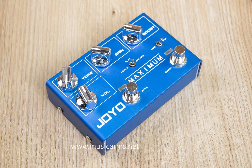 Joyo R-05 effect