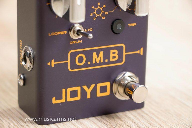 Joyo R-06 O.M.B. Looper and Drum Machine เอฟเฟค ขายราคาพิเศษ