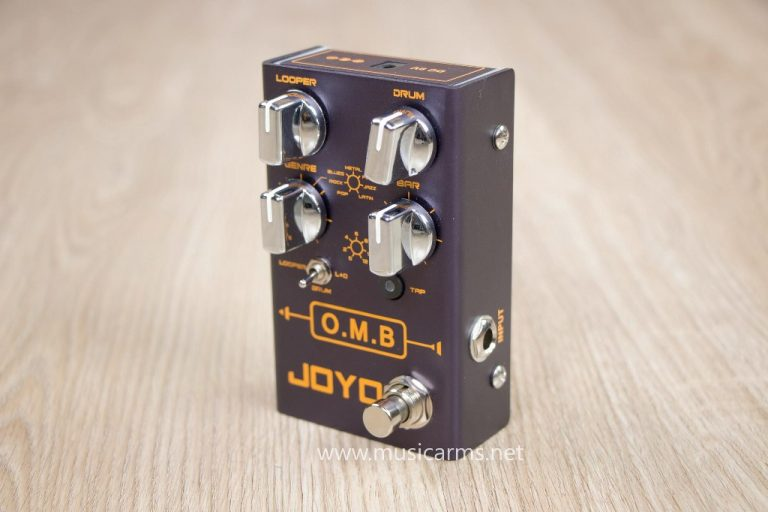 Joyo R-06 O.M.B. Looper and Drum Machine. ขายราคาพิเศษ