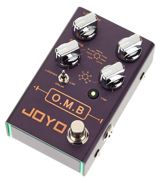 Joyo R-06 O.M.B. Looper and Drum Machine ขายราคาพิเศษ