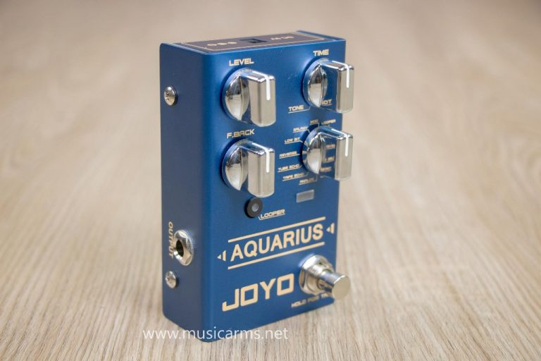 Joyo R-07 Aquarius Delay and Looper effect ขายราคาพิเศษ