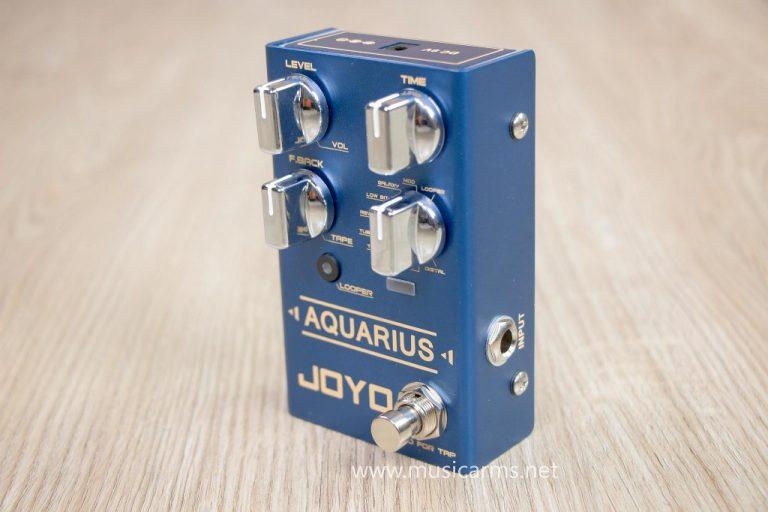 Joyo R-07 Aquarius Delay and Looper. ขายราคาพิเศษ