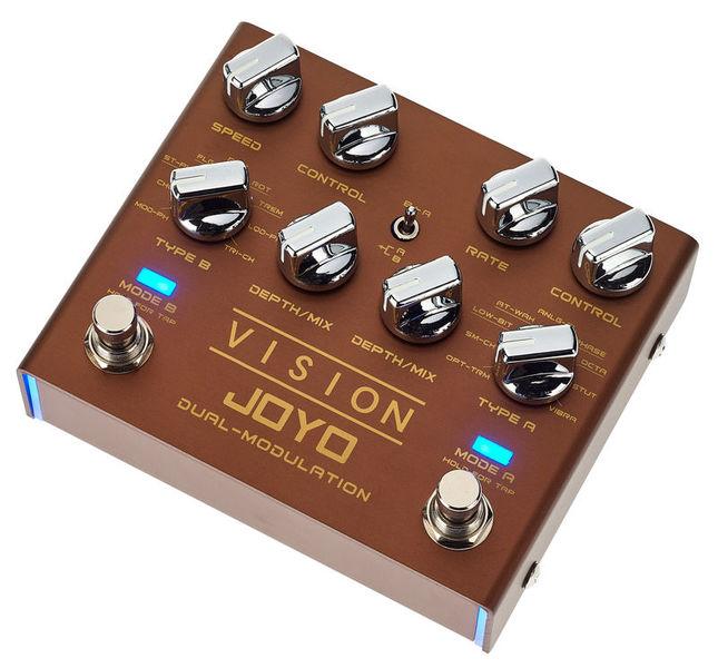 Joyo R-09 Visions Dual Modulation