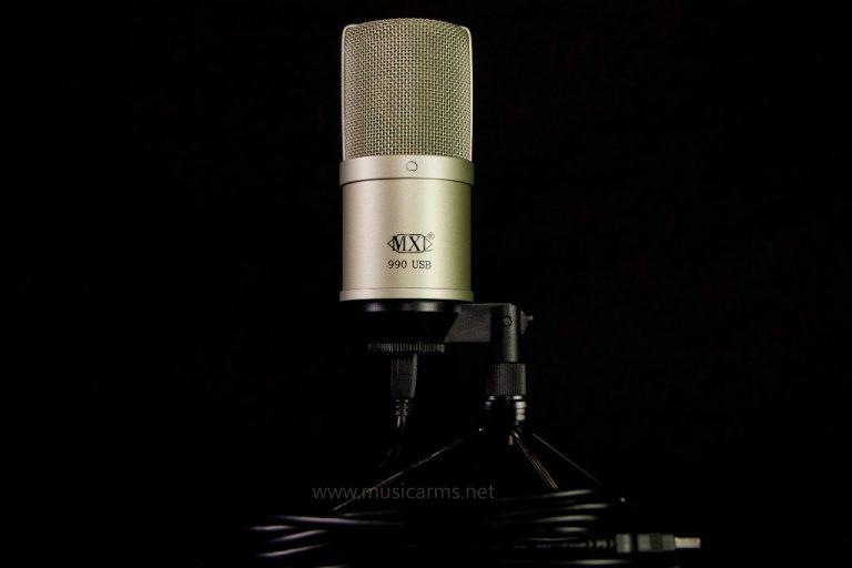 MXL 990 USB ไมโครโฟน ขายราคาพิเศษ