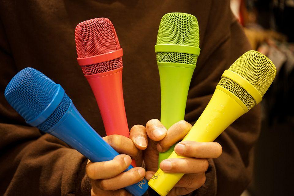 MXL LSM-9 Pop Dynamic Vocal Microphone
