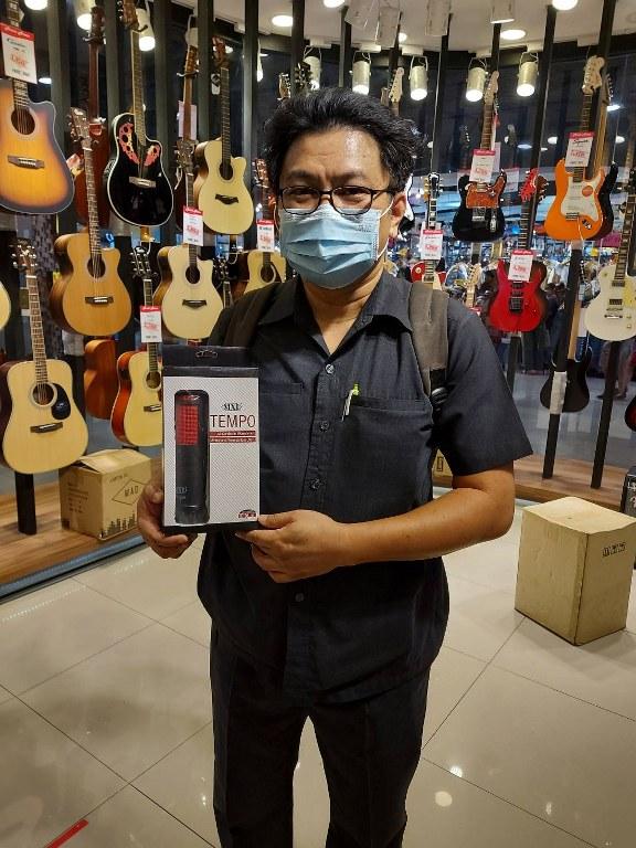 ลูกค้าที่ซื้อ MXL Tempo USB Condenser Microphone