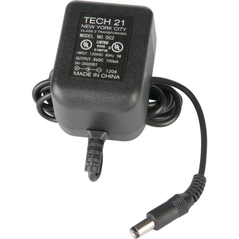 Tech 21 DC9 Power Supply ขายราคาพิเศษ