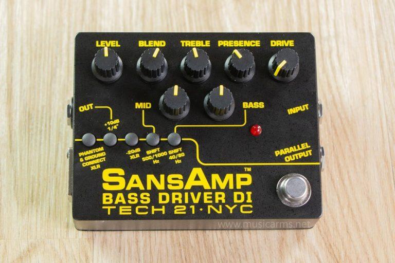 Tech 21 SansAmp Bass Driver DI V.2 ขายราคาพิเศษ