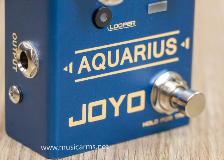 effect Joyo R-07 Aquarius Delay and Looper ขายราคาพิเศษ