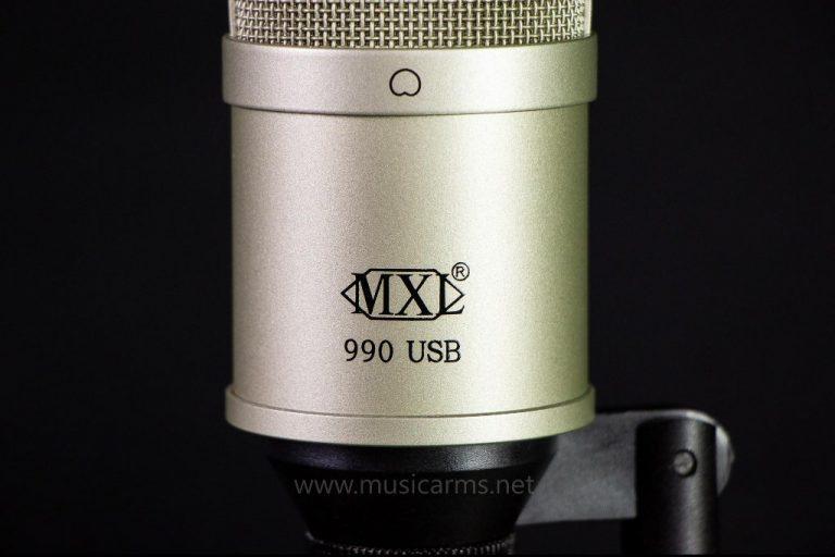 mic MXL 990 USB ขายราคาพิเศษ