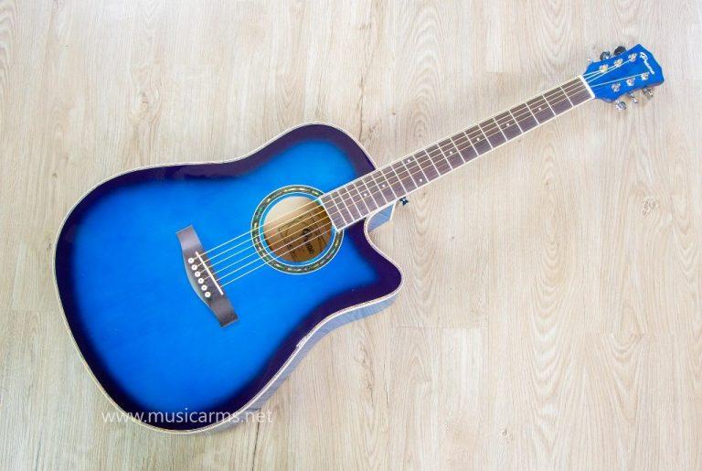 กีต้าร์ Preme G410E II Blue ขายราคาพิเศษ