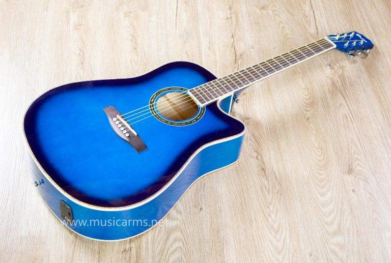 กีต้าร์โปร่ง Preme G410E II Blue ขายราคาพิเศษ