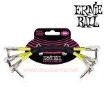 งเอฟเฟค ERNIE BALL PATCH CABLES 6FT หัวแบน ลดราคาพิเศษ