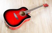 Guitar Preme G410E II Red