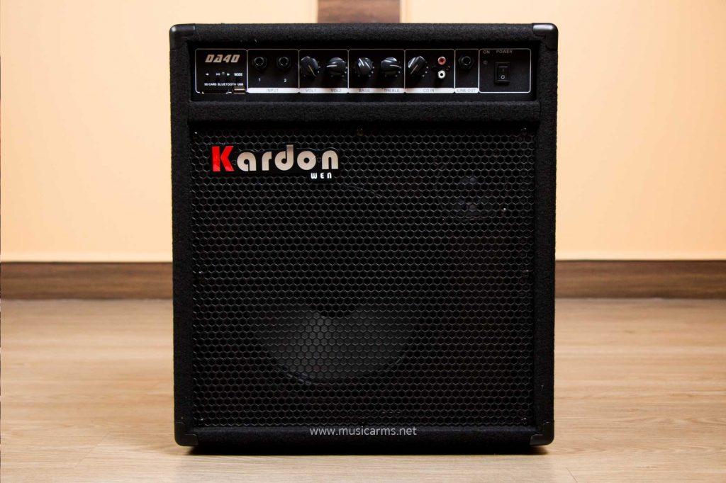 แอมป์กลอง Kardon DA40BT amp