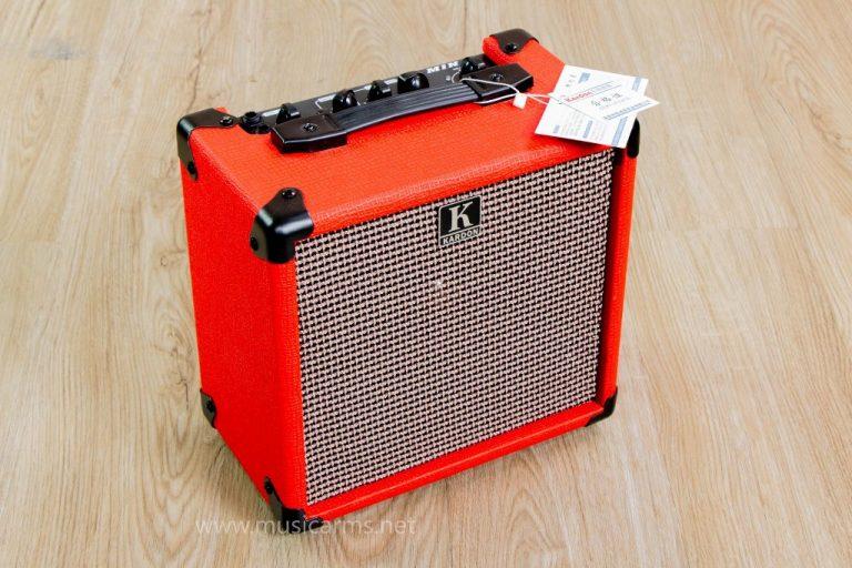 แอมป์กีต้าร์ไฟฟ้า Kardon Min 5 BT Red ขายราคาพิเศษ