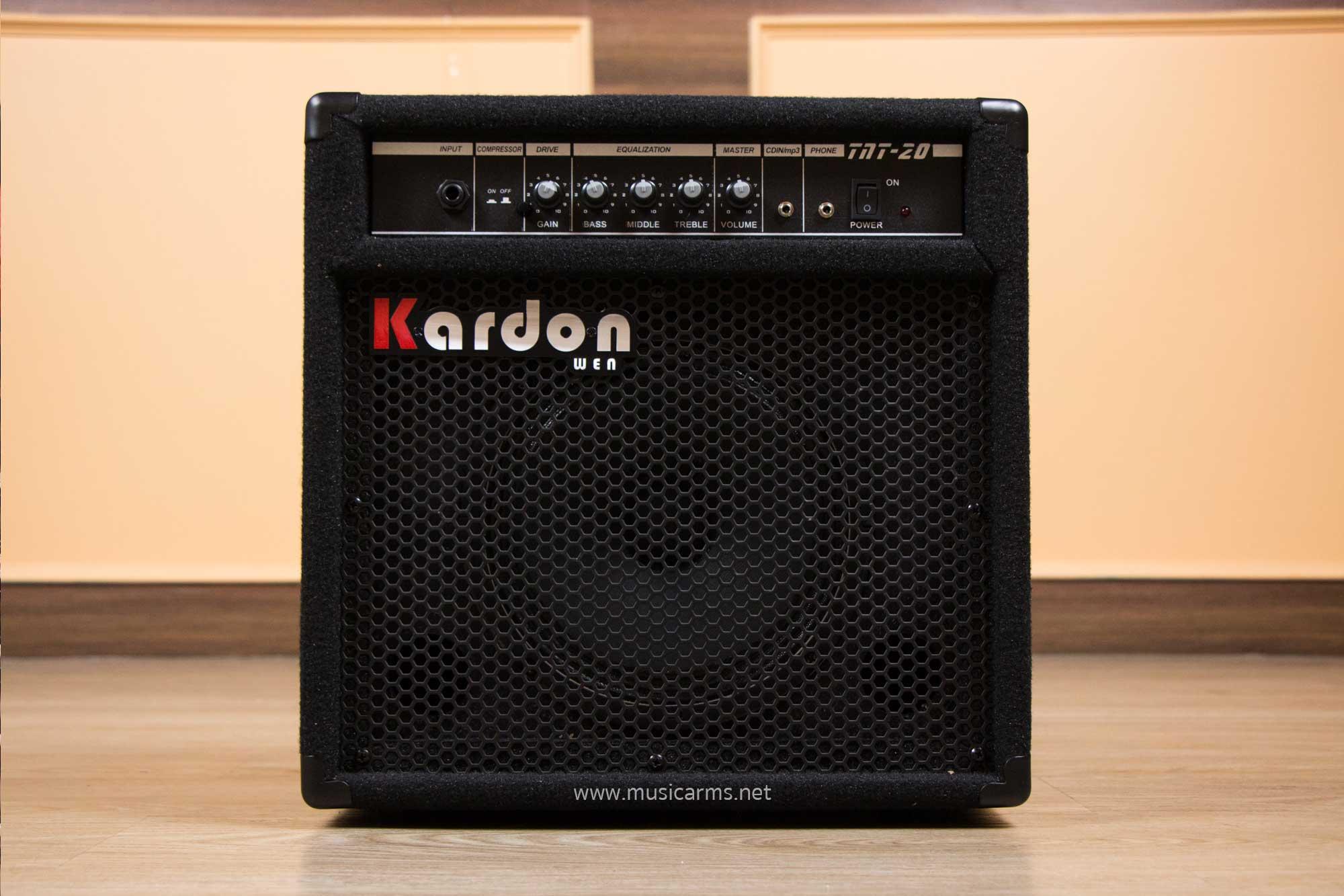 แอมป์เบส Kardon TNT20 Amp Bass Black