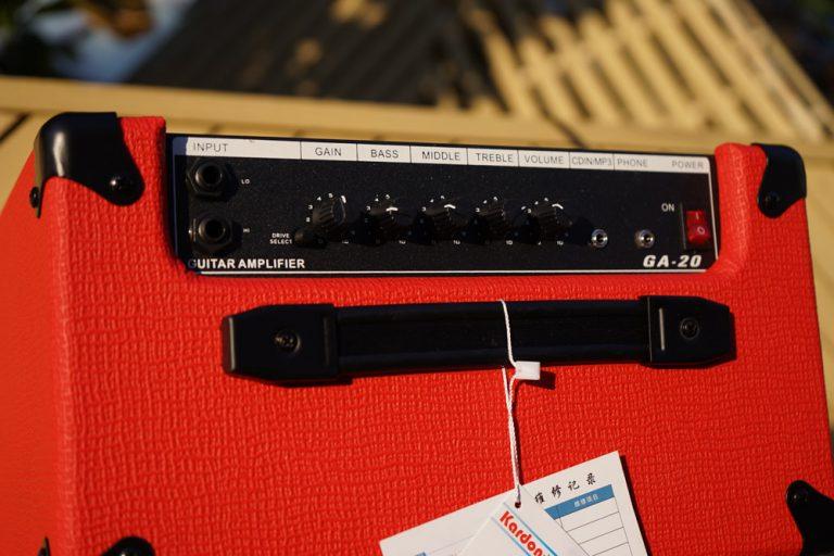 Kardon GA20 BT เอฟเฟคในตัว ขายราคาพิเศษ