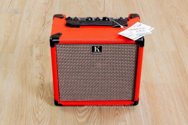 แอมป์กีต้าร์ Kardon Min 5 BT Red ขายราคาพิเศษ
