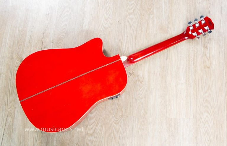 Preme G410E Red ด้านหลัง ขายราคาพิเศษ